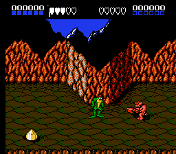 Battletoads - Location very beginning location -  - User Screenshot